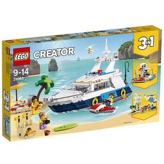 Lego - レゴ(LEGO) クリエイター アドベンチャークルーズ 31083