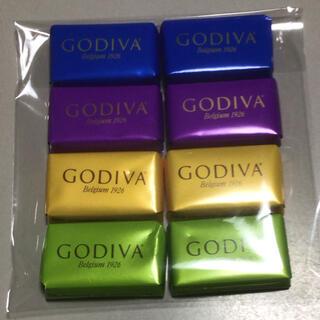 GODIVA ゴディバ ナポリタンチョコレート 8個 お試し