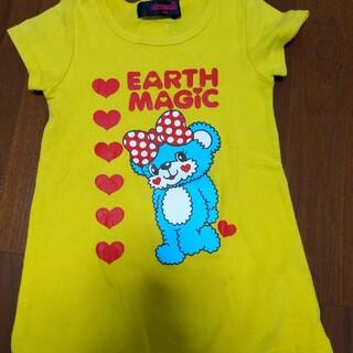 アースマジック(EARTHMAGIC)の女の子 Tシャツ(Tシャツ/カットソー)