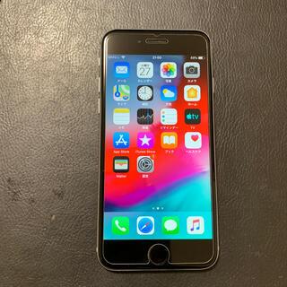 iPhone - ③美品 Softbank iPhone6 64gb バッテリー100% グレー