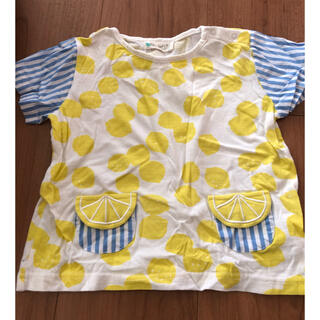NARUMIYA INTERNATIONAL - ベイビーチア  100サイズ  Tシャツ