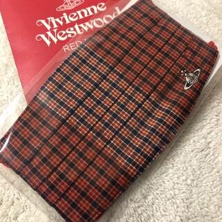 Vivienne Westwood - 赤チェック☆2枚セット/ヴィヴィアンウエストウッド