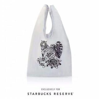 Starbucks Coffee - スターバックスリザーブ✖️ BAGGU★コラボエコバック@上海