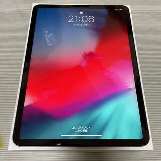 iPad - Apple iPad Pro 11インチ 256GB Wifi MTXQ2J/A