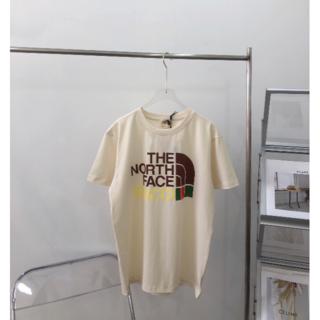 GUCCIグッチNORTH FACE ノースフェイスオーバーサイズTシャツ