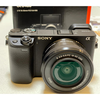 SONY - SONY  α6400(a6400) パワーズームレンズキット