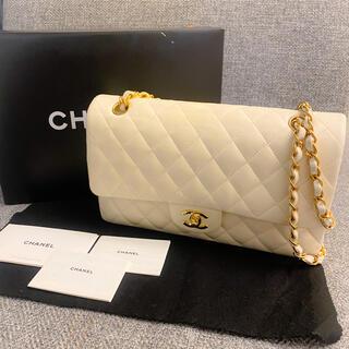 CHANEL - 美品 シャネル 正規品 マトラッセ Wフラップ ラムスキン チェーン バッグ