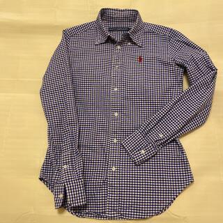 POLO RALPH LAUREN - ラルフローレンチェックシャツ