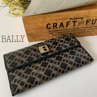 バリー(Bally)のBALLY(バリー) 長財布(財布)
