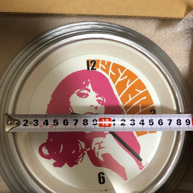 HYSTERIC GLAMOUR(ヒステリックグラマー)の【ゆなじょう様専用】ヒステリックグラマー ノベルティ 置き時計 エンタメ/ホビーのコレクション(ノベルティグッズ)の商品写真