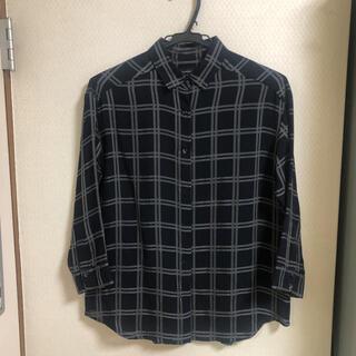 フローレント(FLORENT)のFLORENT フローレント☆チェックシャツ(シャツ/ブラウス(長袖/七分))