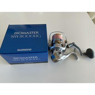 SHIMANO - リール SHIMANO BIOMASTER SW8000