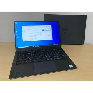 DELL - DELL XPS 13 9350 7世代i5 8G 256G FHD液晶 箱有