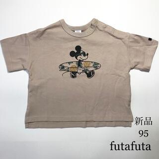 futafuta - 新品 futafuta フタフタ サーフミッキー Tシャツ 95