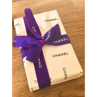 CHANEL - ホワイトデー🎁プチギフトに♡CHANEL新品ミラー付きあぶらとり紙