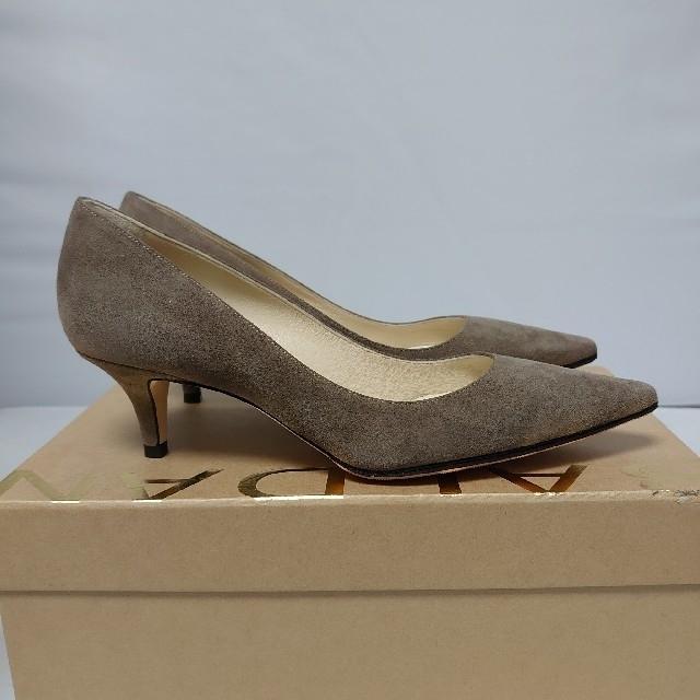 DEUXIEME CLASSE(ドゥーズィエムクラス)のバルダン レディース 新品未使用 レディースの靴/シューズ(ハイヒール/パンプス)の商品写真