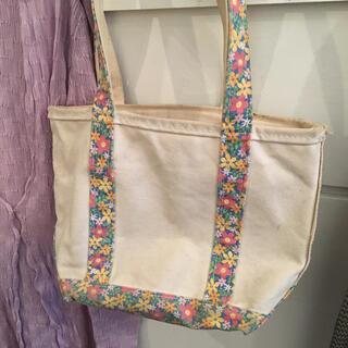 L.L.Bean - L.L. Bean vintage flower bag.
