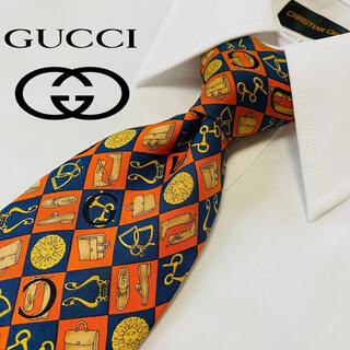 Gucci - 【高級ブランド】GUCCI グッチ ネクタイ
