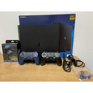 PlayStation4 - PlayStation4 Pro 本体 コントローラーセット