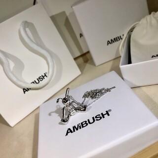 アンブッシュ(AMBUSH)のambush rabbit ネックレス(ネックレス)