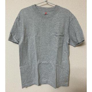 ヘインズ(Hanes)の[ヘインズ] ビーフィー ポケット付き Tシャツ(Tシャツ/カットソー(半袖/袖なし))