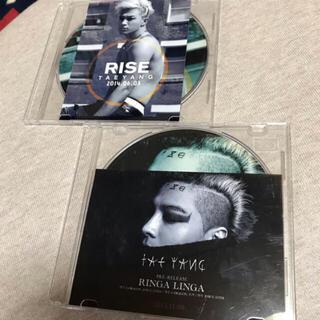 ビッグバン(BIGBANG)のTAEYANG DVD(韓国/アジア映画)