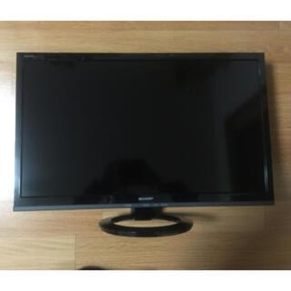 SHARP - 液晶カラーテレビ 24  LC-24K40 シャープ 2016年製 アクオス