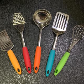 イデー(IDEE)のコンランショップ 未使用キッチンツール5点セット(調理道具/製菓道具)