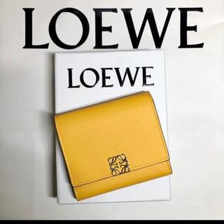 LOEWE - LOEWE アナグラム 折り畳み財布 新品