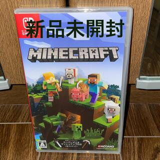 任天堂 - 【新品未開封 即日出荷】Minecraft Switch