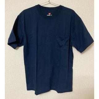 ヘインズ(Hanes)の[ヘインズ] ビーフィー ポケット付き Tシャツ2枚セット(Tシャツ/カットソー(半袖/袖なし))