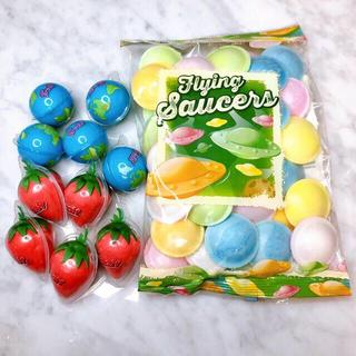 ♥地球グミ♥ストロベリー グミ♥UFOキャンディ♥(菓子/デザート)
