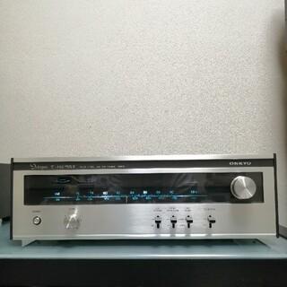 オンキヨー(ONKYO)のONKYO Integra T-466mk2 日本製(ラジオ)