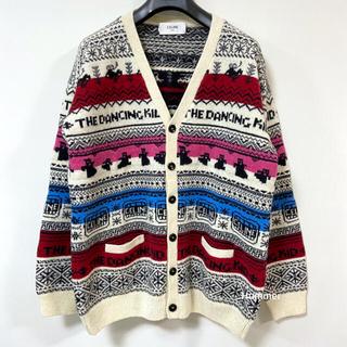 celine - 国内正規品 極美品 2021SS セリーヌ コレクションカーディガン セーター