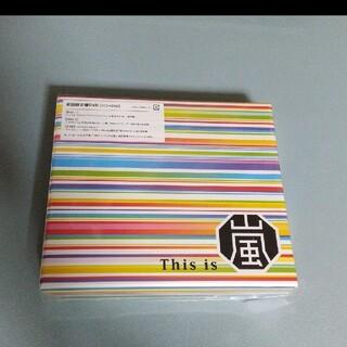 アラシ(嵐)のThis is 嵐 初回限定盤DVD付[2CD+DVD](アイドル)