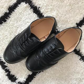 GU - おじ靴 レースアップシューズ 21cm