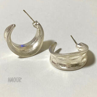 Adam et Rope' - retro matte pierce〈SILVER〉