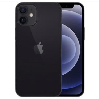 Apple - iPhone 12 mini black 香港版 128GB SIMフリー