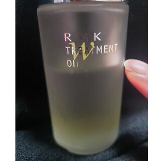 アールエムケー(RMK)のRMK wトリートメントオイル50ml(美容液)