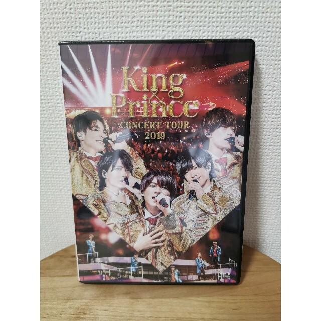Johnny's(ジャニーズ)のKing&Prince コンサートツアー Blu-ray 2019  キンプリ エンタメ/ホビーのDVD/ブルーレイ(アイドル)の商品写真