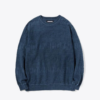 NEIGHBORHOOD - NEIGHBORHOOD  KNIT.JQ / C-CREW.LS