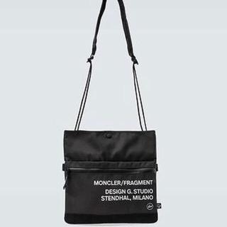 モンクレール(MONCLER)の[新品未使用]7 モンクレール FRAGMENT フラグメント サコッシュBAG(ボディーバッグ)