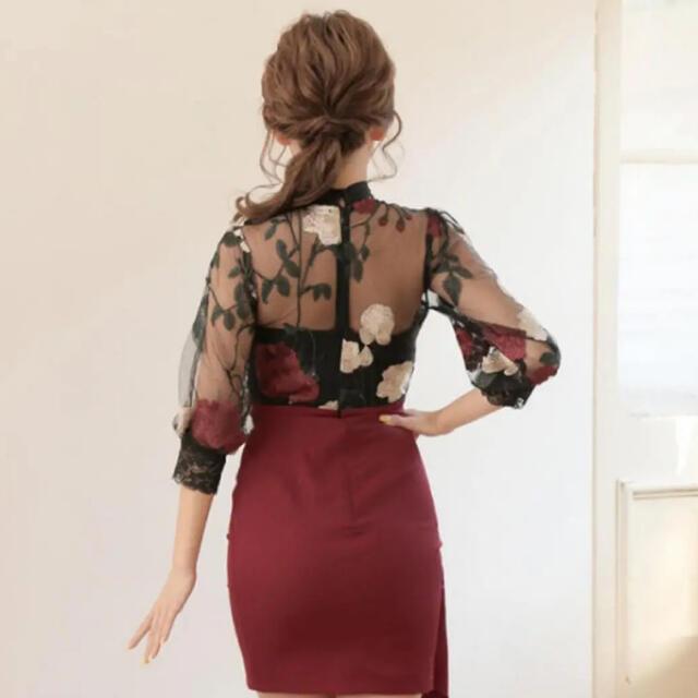 JEWELS(ジュエルズ)のJewels キャバドレス レディースのフォーマル/ドレス(ナイトドレス)の商品写真