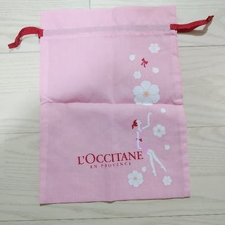 L'OCCITANE - ★雑誌付録 ロクシタン 巾着