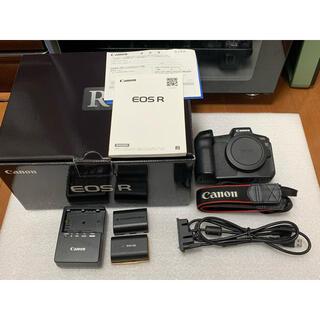 Canon - キヤノン EOS R 予備電池付
