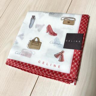 celine - 新品 セリーヌハンカチ 50センチ