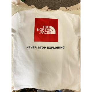 THE NORTH FACE - ノースフェイス ロゴTシャツ キッズ110cm