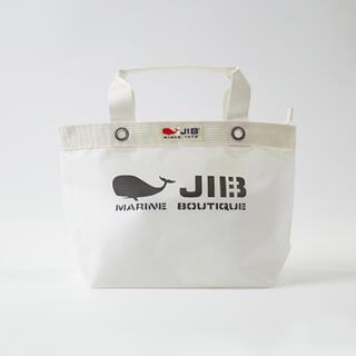 ファミリア(familiar)の新品 ファミリア JIB 芦屋 限定 トート 白 ホワイト M(トートバッグ)