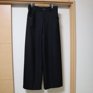 SUNSEA - SUNSEA  N.M Thickened Wide Pants (専用)