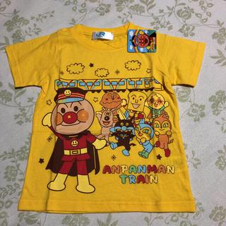 アンパンマン(アンパンマン)のアンパンマン列車 半袖Tシャツ 100(Tシャツ/カットソー)
